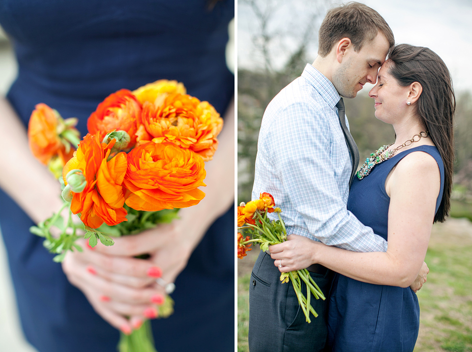 Amanda & Steve | Engagement Session | Photos by Emily Wren