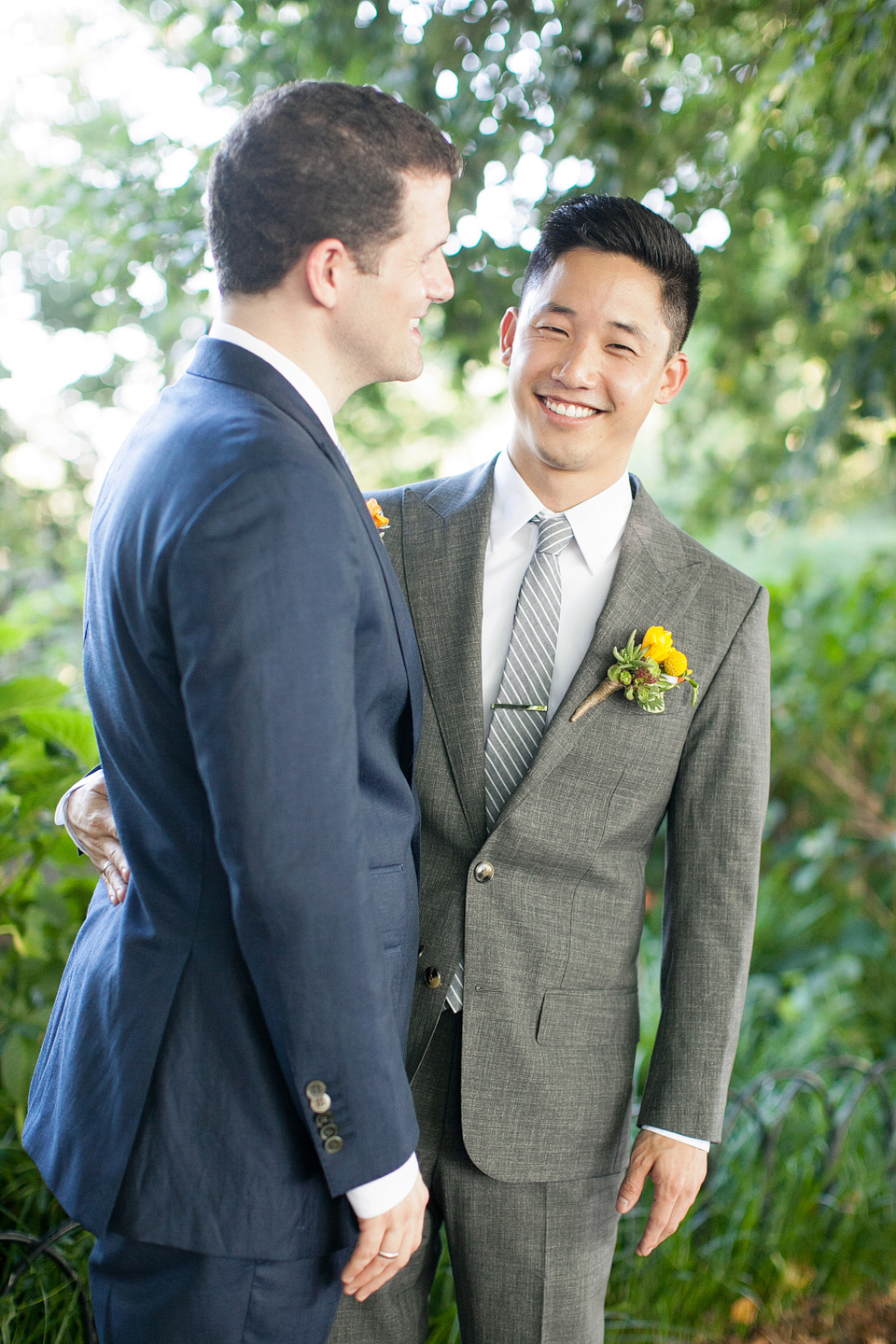 Freedom To Marry Feature | Doug & Terry | Photographed by Emily Wren