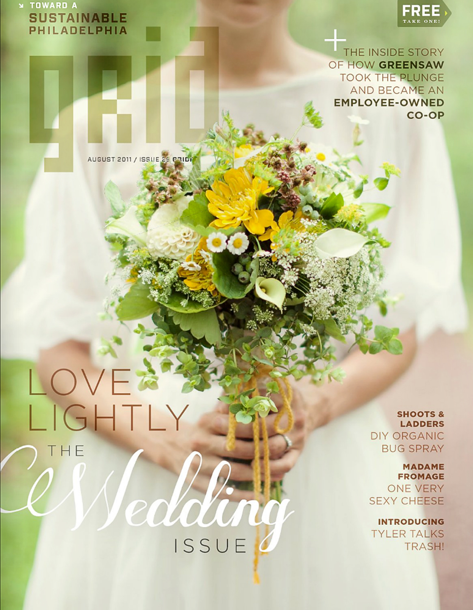 GRID Magazine | Wedding Issue | photos by Emily Wren