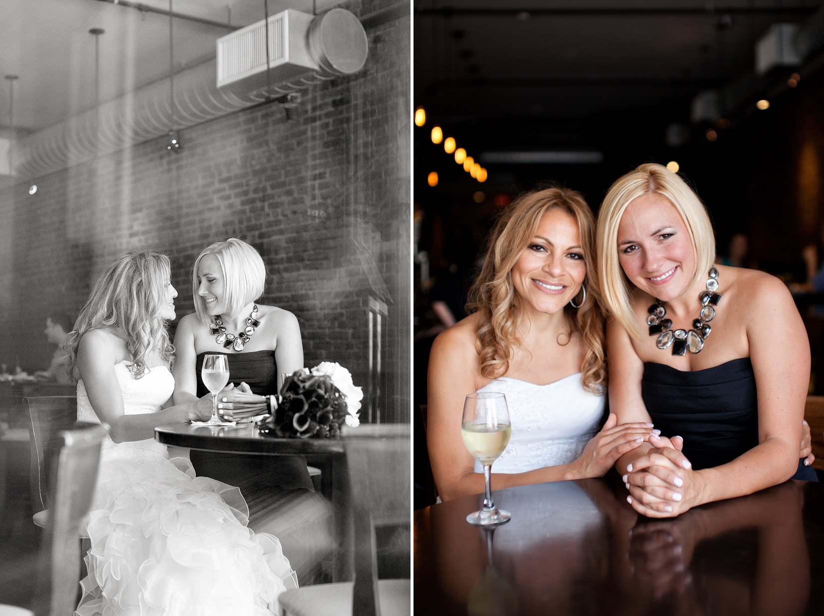 Ashley & Gabby | Sneak Peak | Photos by Emily Wren