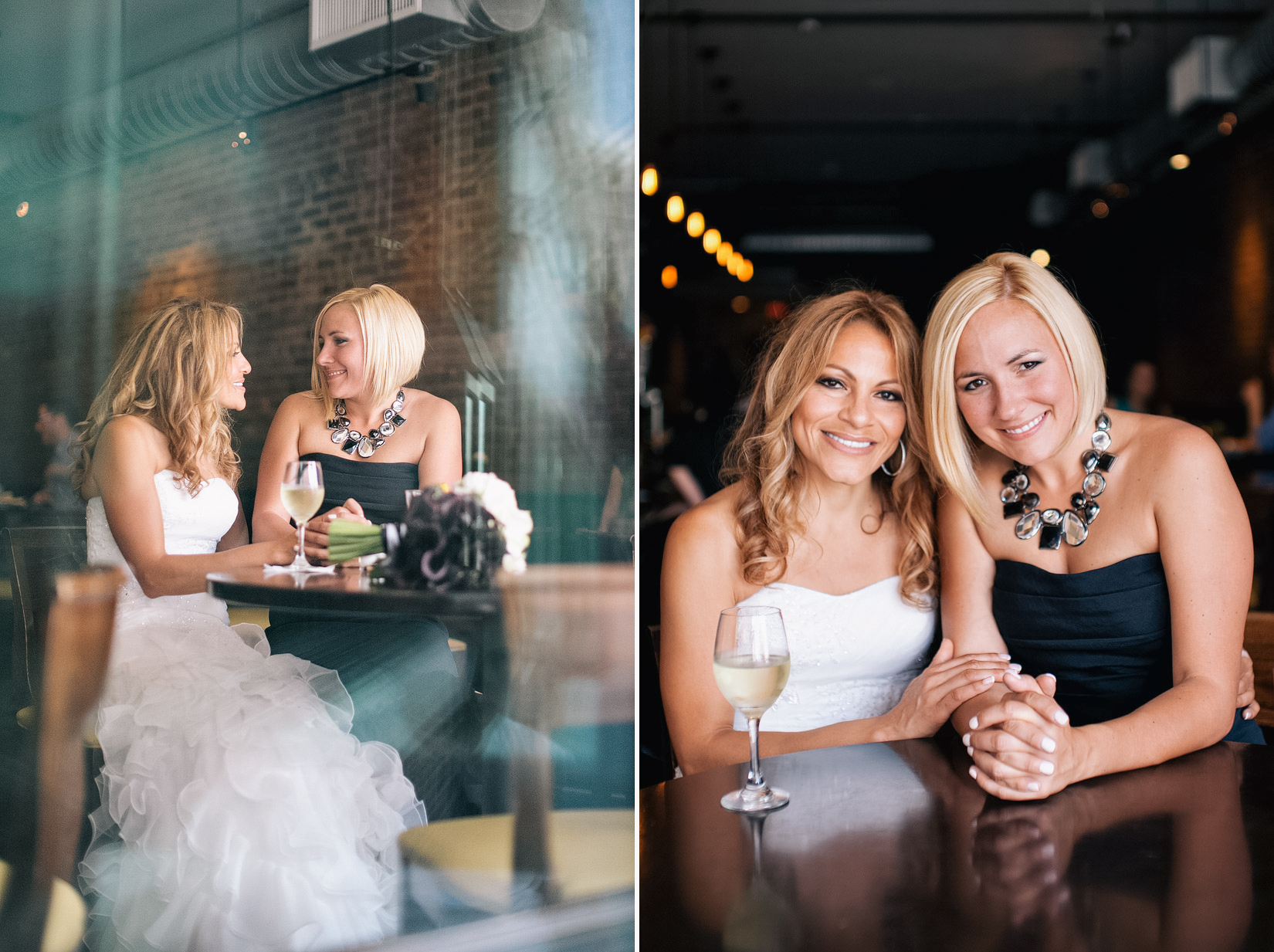 Ashely & Gabby | Wedding | Photos by Emily Wren