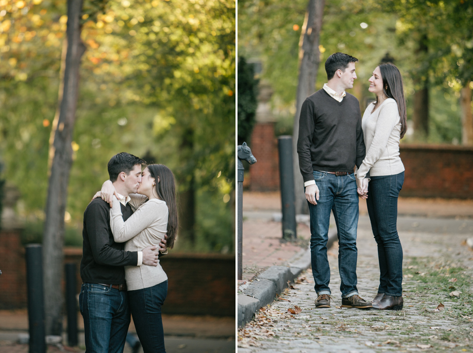 Allison & Zack | Engagement Session | Photos by Emily