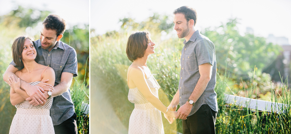 Amy & Jeremy | Engagement Session | New York, Ny