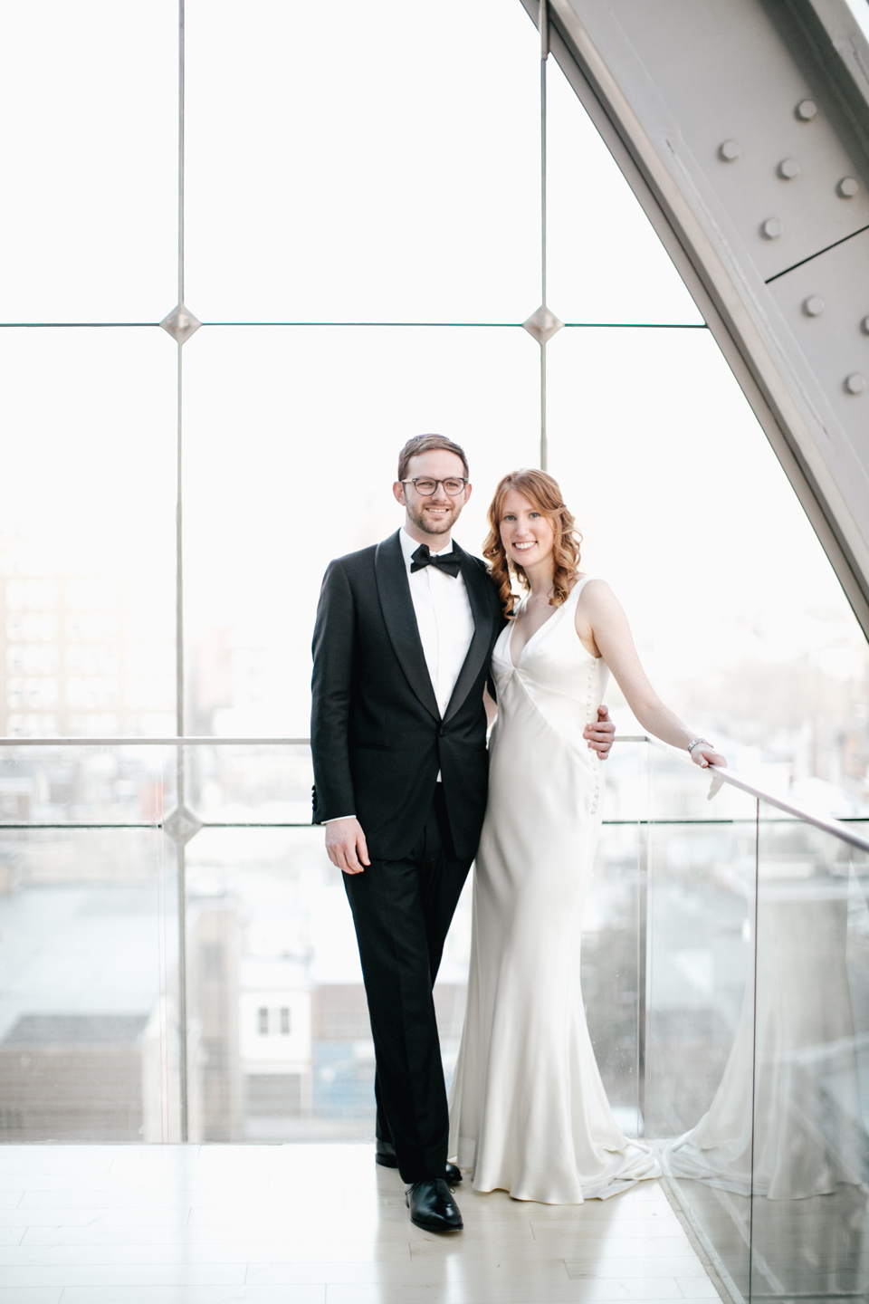 Ariel & Cassius | Wedding | Kimmel Center