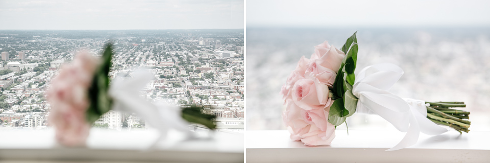 Lauren & Stephen | The Top of the Tower | Philadelphia Wedding