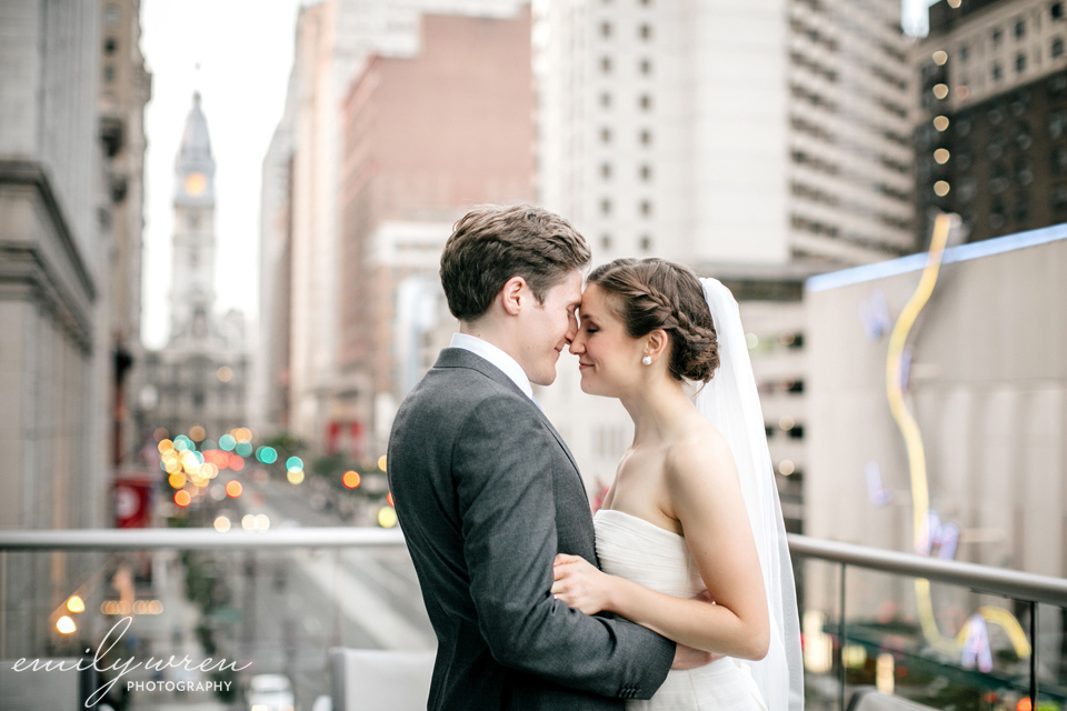 Emma & Adam | The Kimmel Center | Philadelphia Wedding
