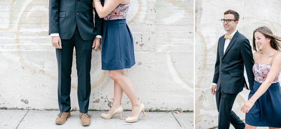 Emily & Greg | Engagement Session | Long Island City, NY