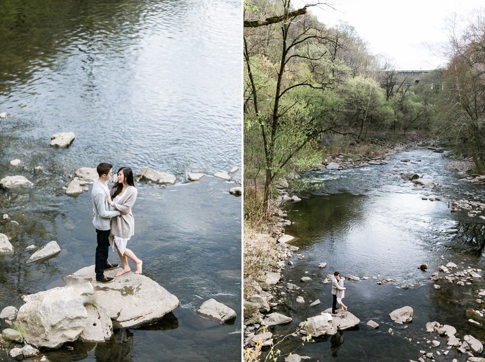 Susan & Tom | Engagement Session | Philadelphia