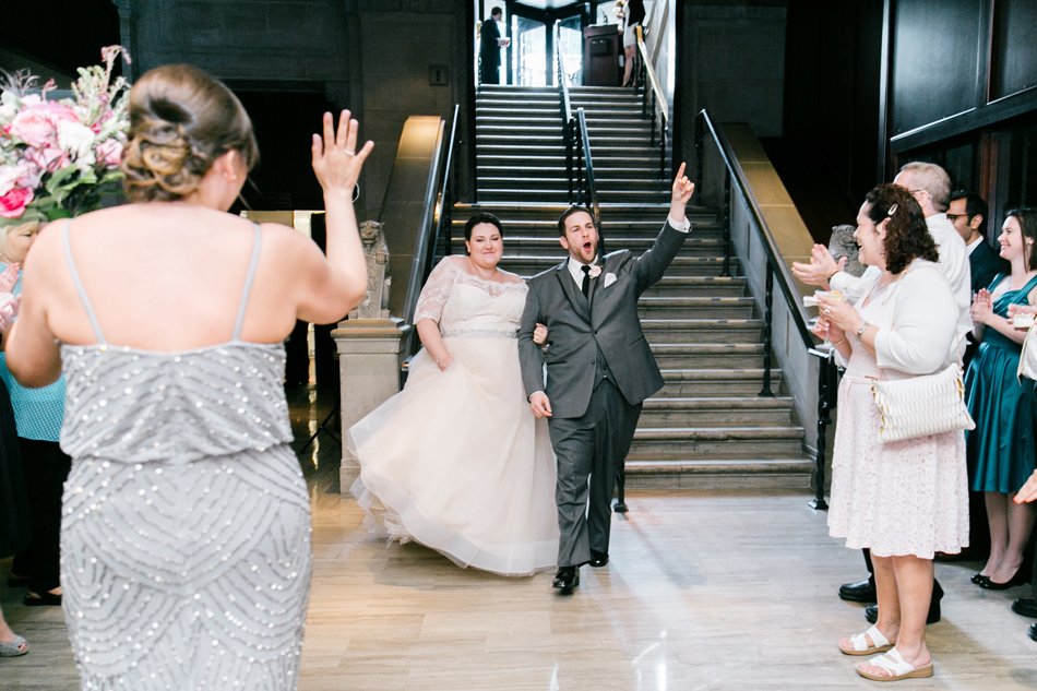 Amy & Dan // Downtown Philadelphia // Wedding Photography