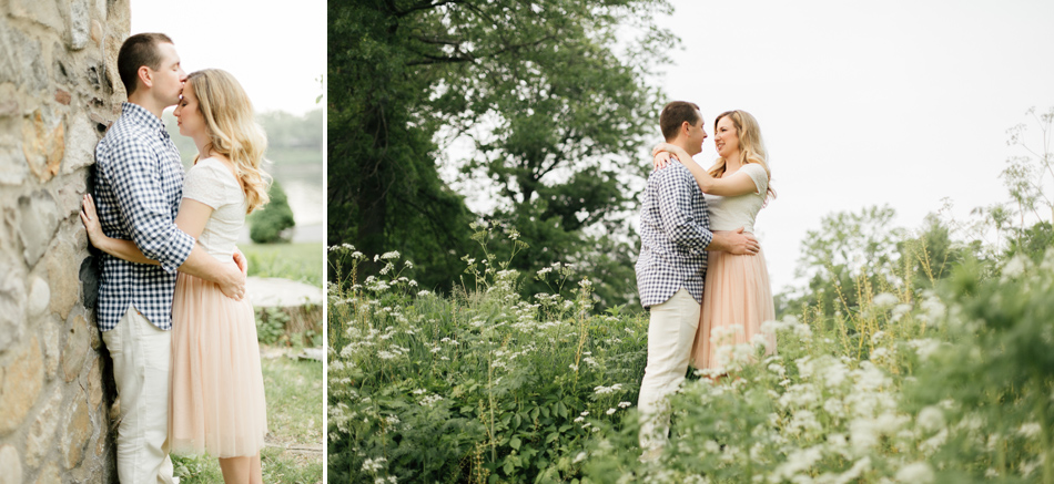 Ashley & Eric // Engagement Session // New Hope, PA