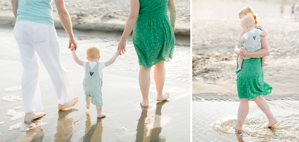 Matthew's 1 Year Family Session // Stone Harbor, New Jeresey