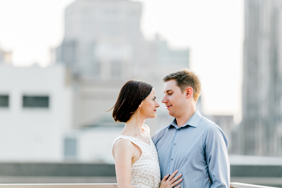 Quin & Michael // Engagement Session // New York, NY