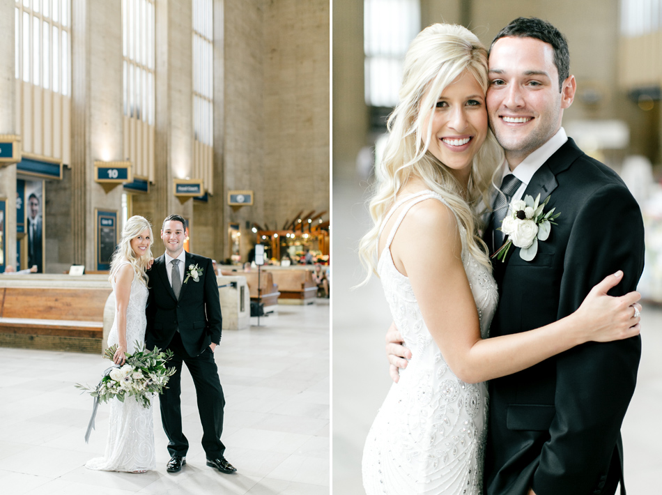 Jana & Peter // Cira Center // Philadelphia, PA