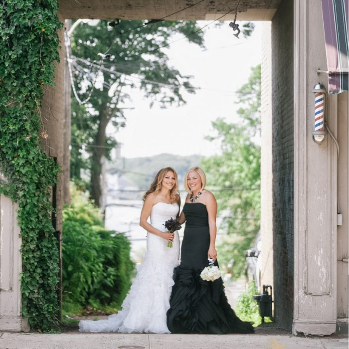 Ashely & Gabby | Molly Pitcher Inn | Wedding Photography