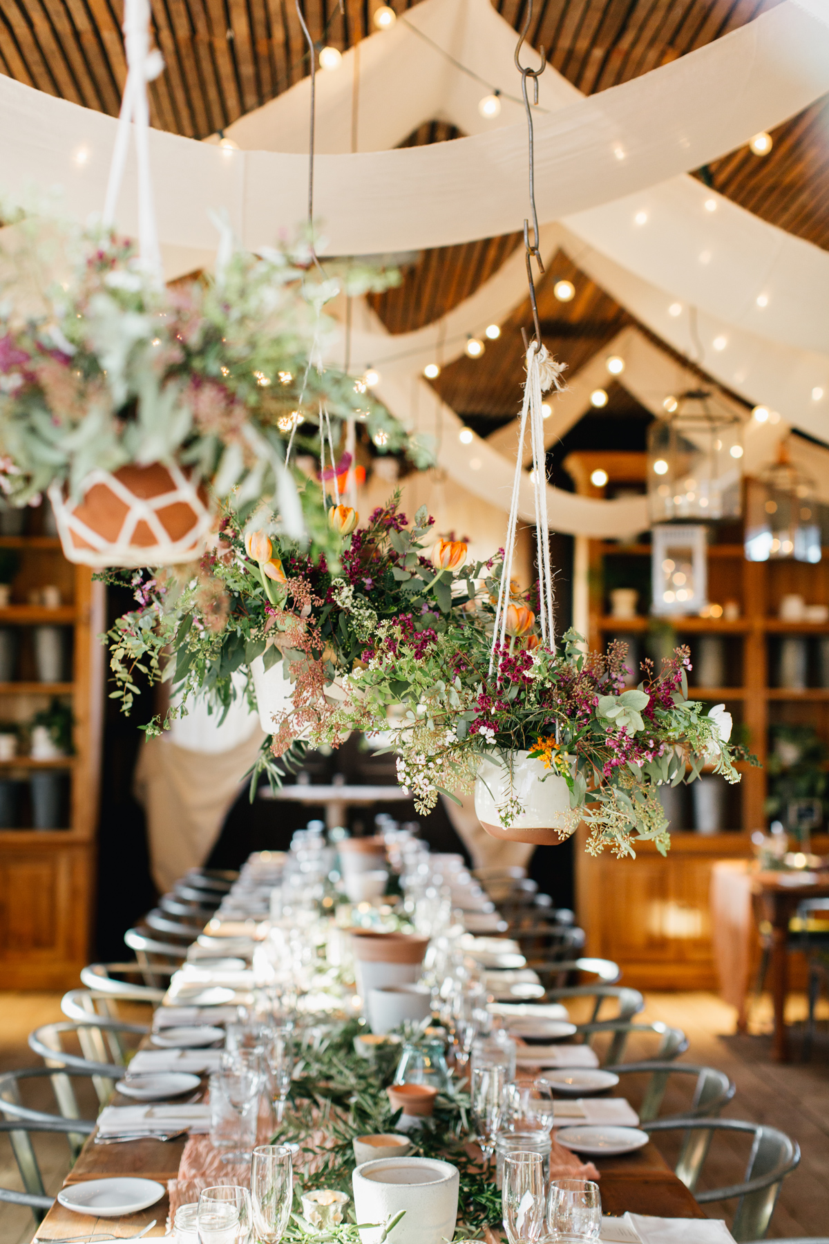 Bright Spring Wedding at Terrain - 020