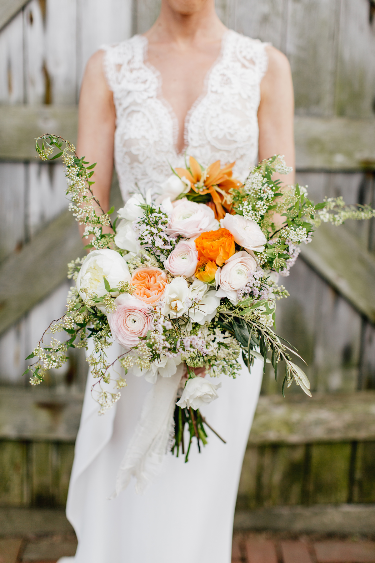 Bright Spring Wedding at Terrain - 049