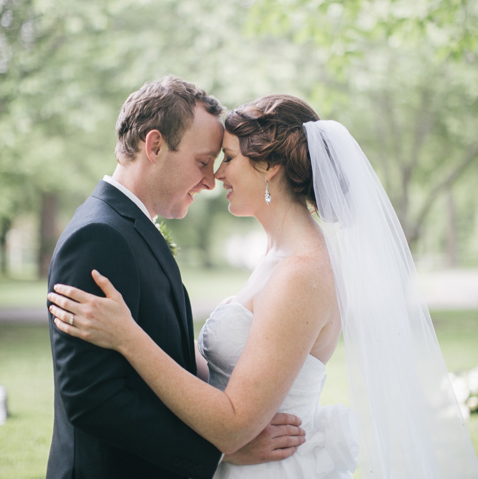 Casey & Brendan | Horticultural Center | Wedding Photography