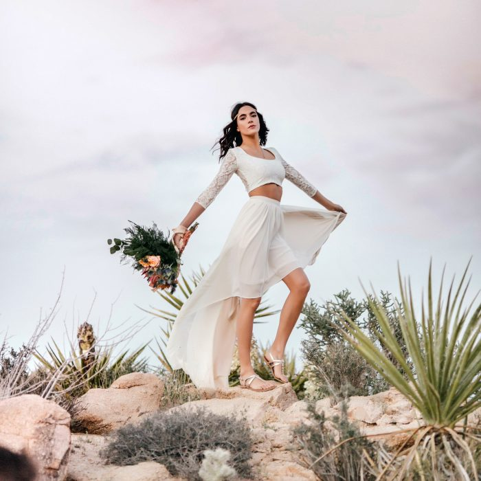 Desert Elopement | Joshua Tree, California