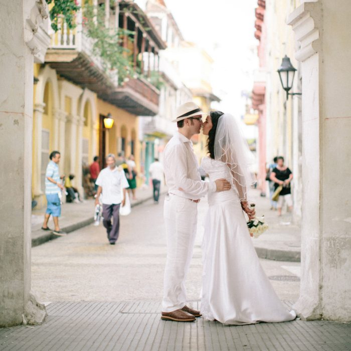 Karina & Justin | Cartagena, Colombia | Destination Wedding Photography