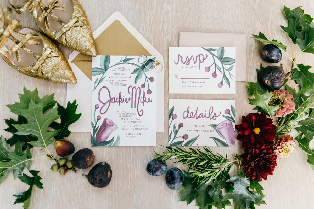 wedding-invitation-florals
