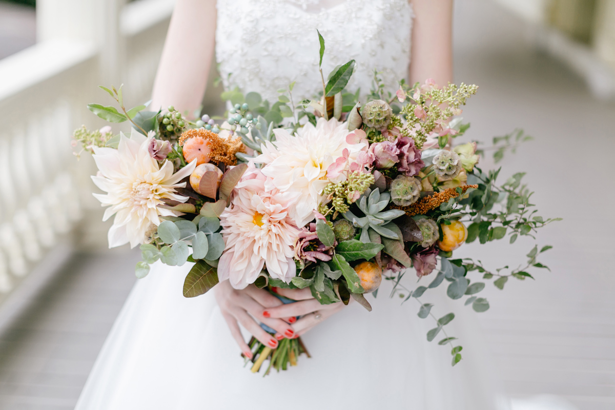 bride-bouquet