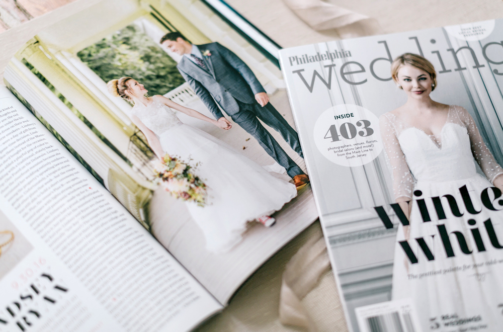 Emily Wren Photography | Philadelphia Wedding Magazine