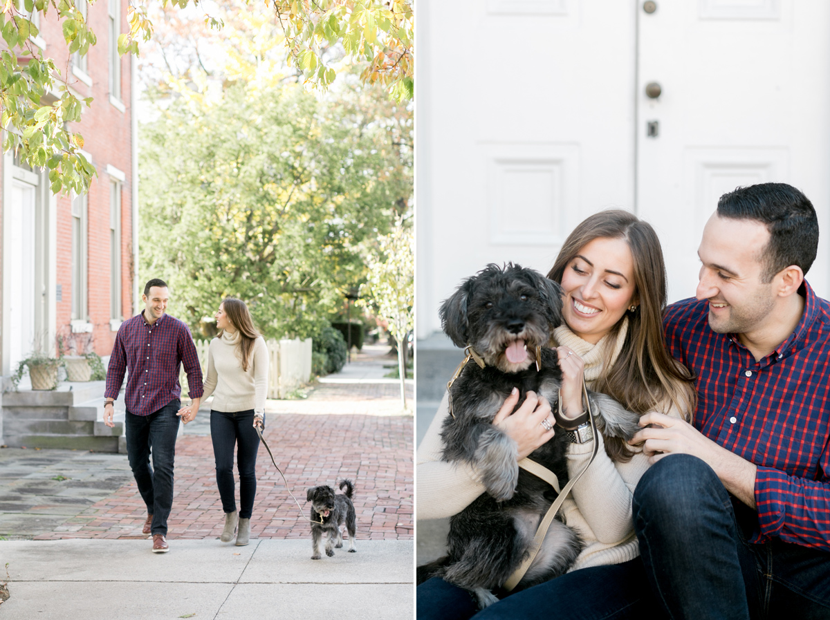 West-Chester-Engagement-Session-Dog