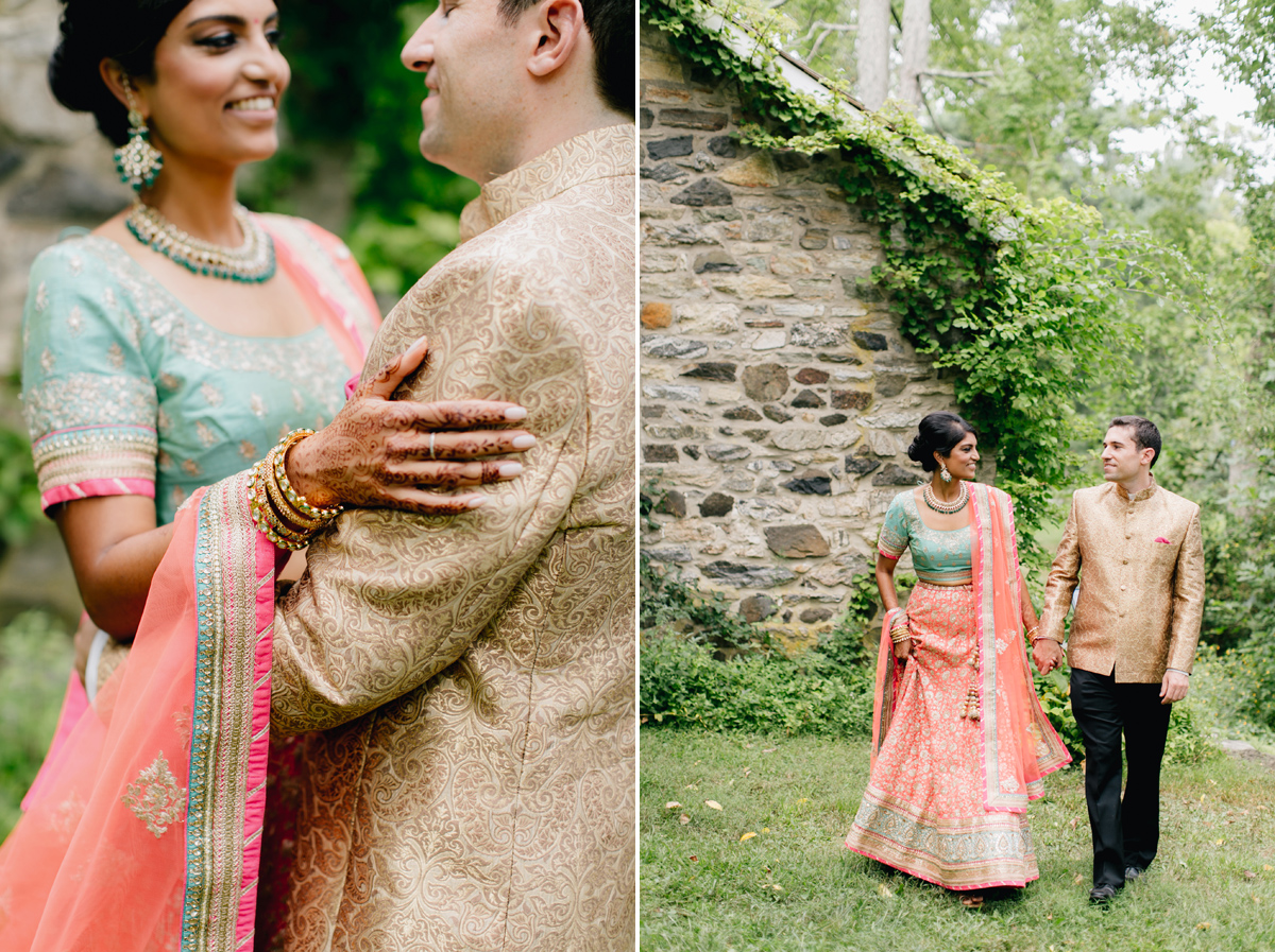 Indian Tyler Arboretum Wedding | Philadelphia Wedding Photographer | Emily Wren