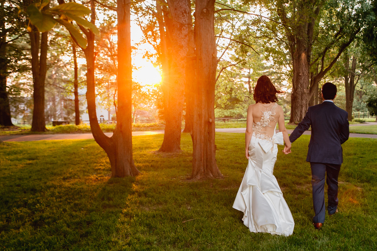 bride-groom-portrait-sunset