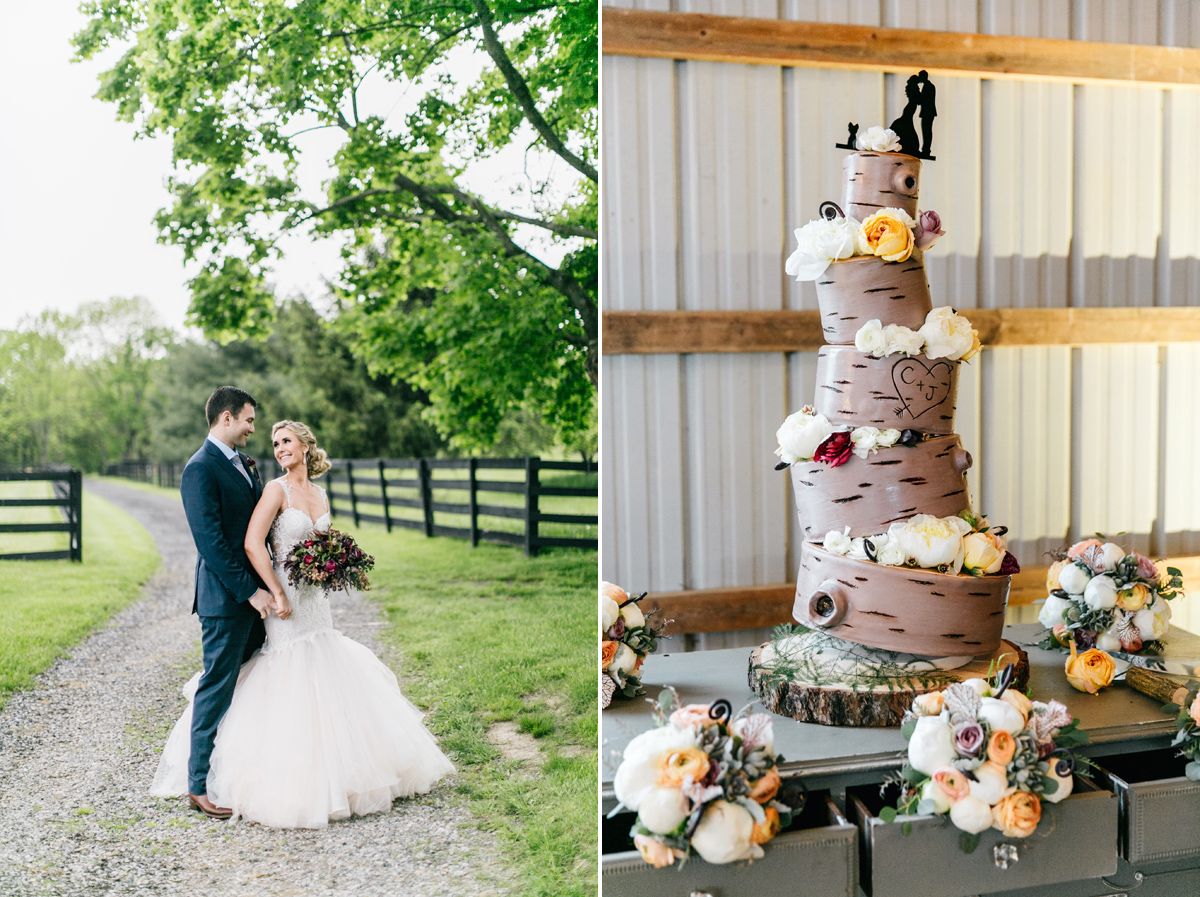 New Jersey Farm Wedding | New Jersey Wedding Photographer | Emily Wren