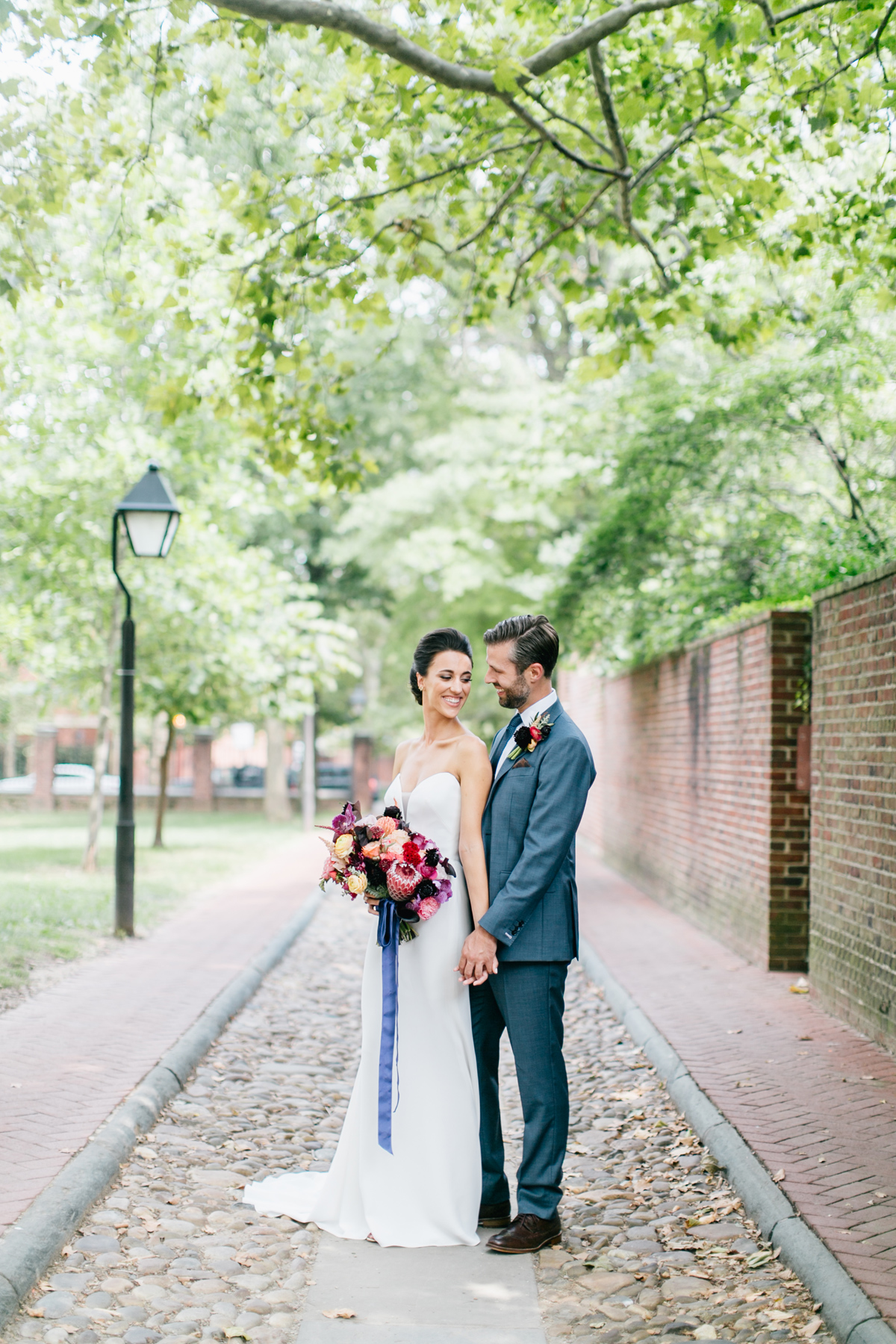 Elegant Cira Center Wedding | Philadelphia Wedding Photographer | Emily Wren