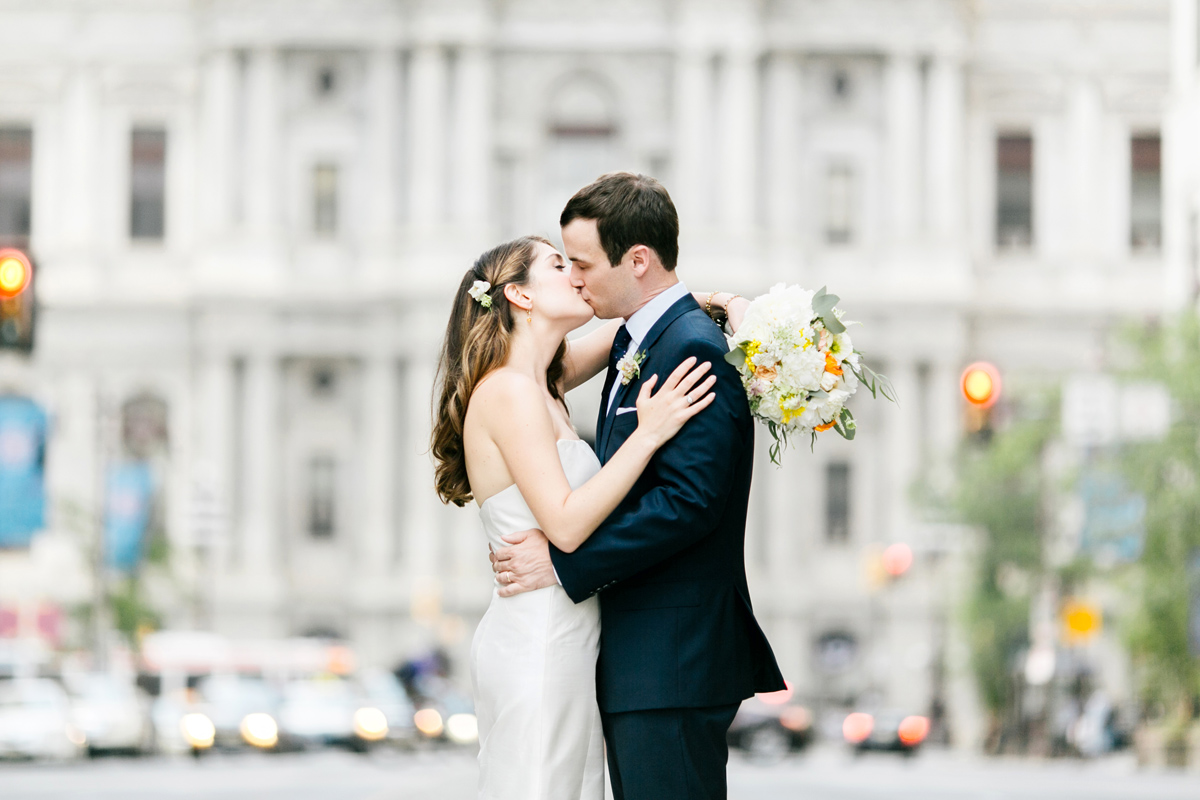 Broad Street Union League Wedding | Philadelphia Wedding Photographer | Emily Wren