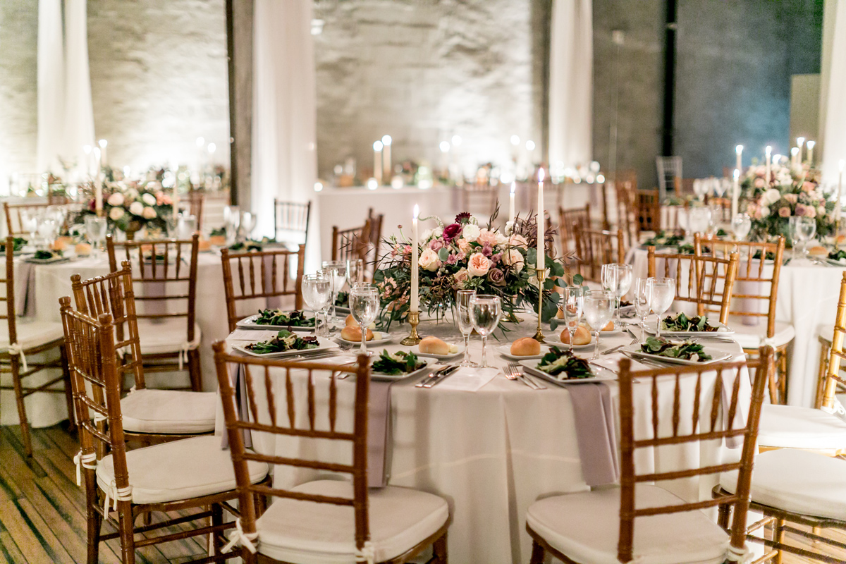 Industrial Chic Front & Palmer Wedding | Philadelphia Wedding Photographer | Emily Wren