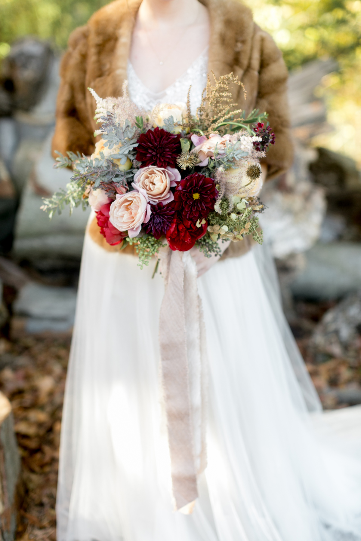 wedding bouquet / Philadelphia Wedding Photographer / Emily Wren