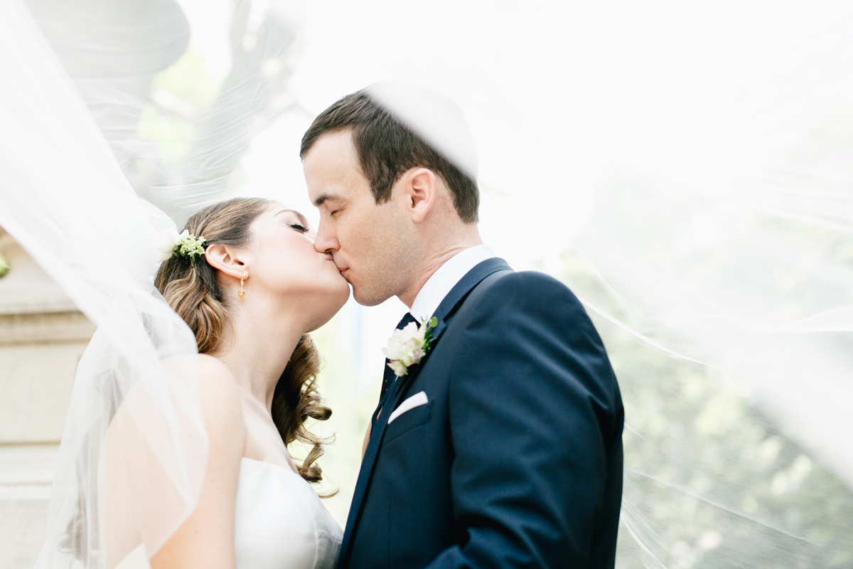 Rittenhouse Square Union League Wedding | Philadelphia Wedding Photographer | Emily Wren