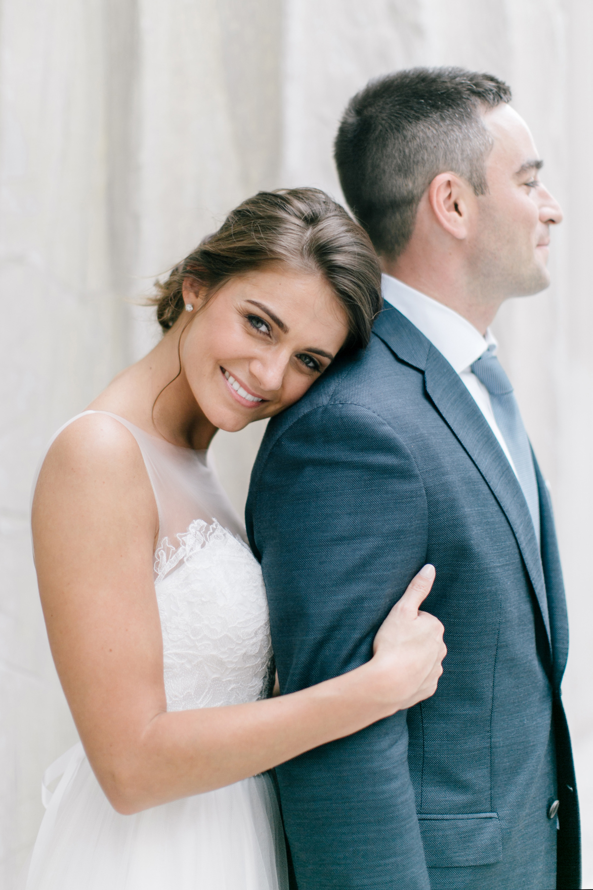 Old City Downtown Club Wedding | Philadelphia Wedding Photographer | Emily Wren