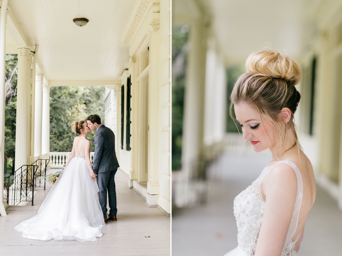 Whimsical Romantic Glen Foerd Mansion Wedding | Philadelphia Wedding Photographer | Emily Wren