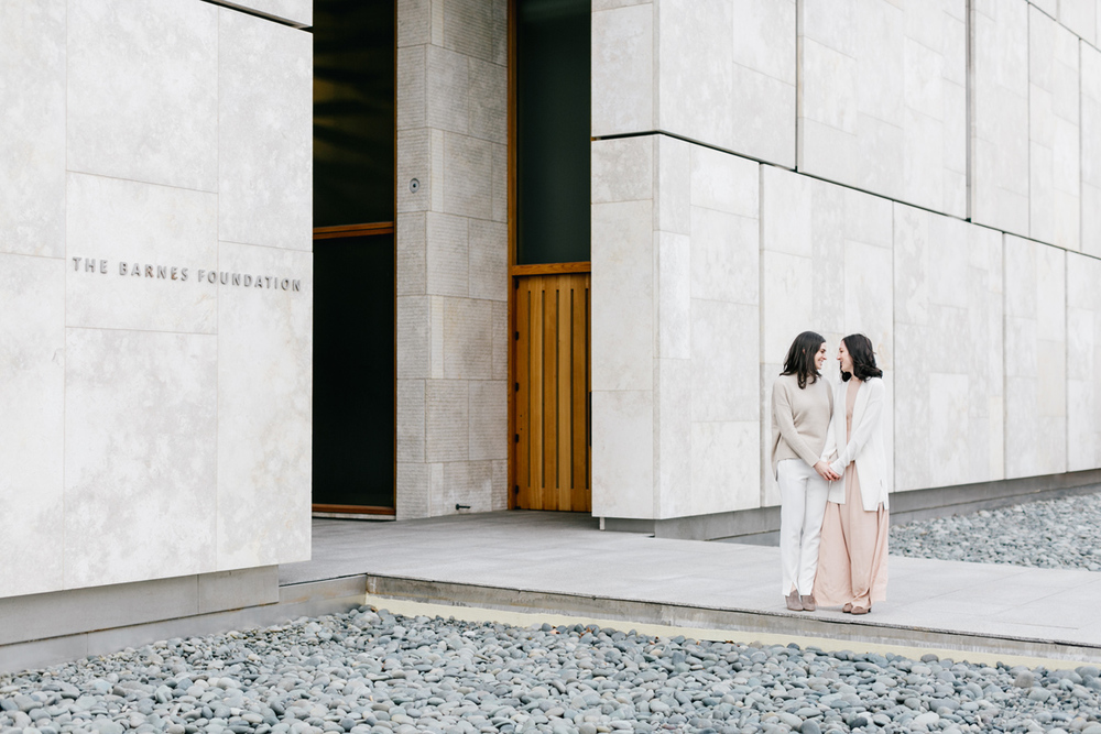 Lesbian Wedding City Hall Elopement
