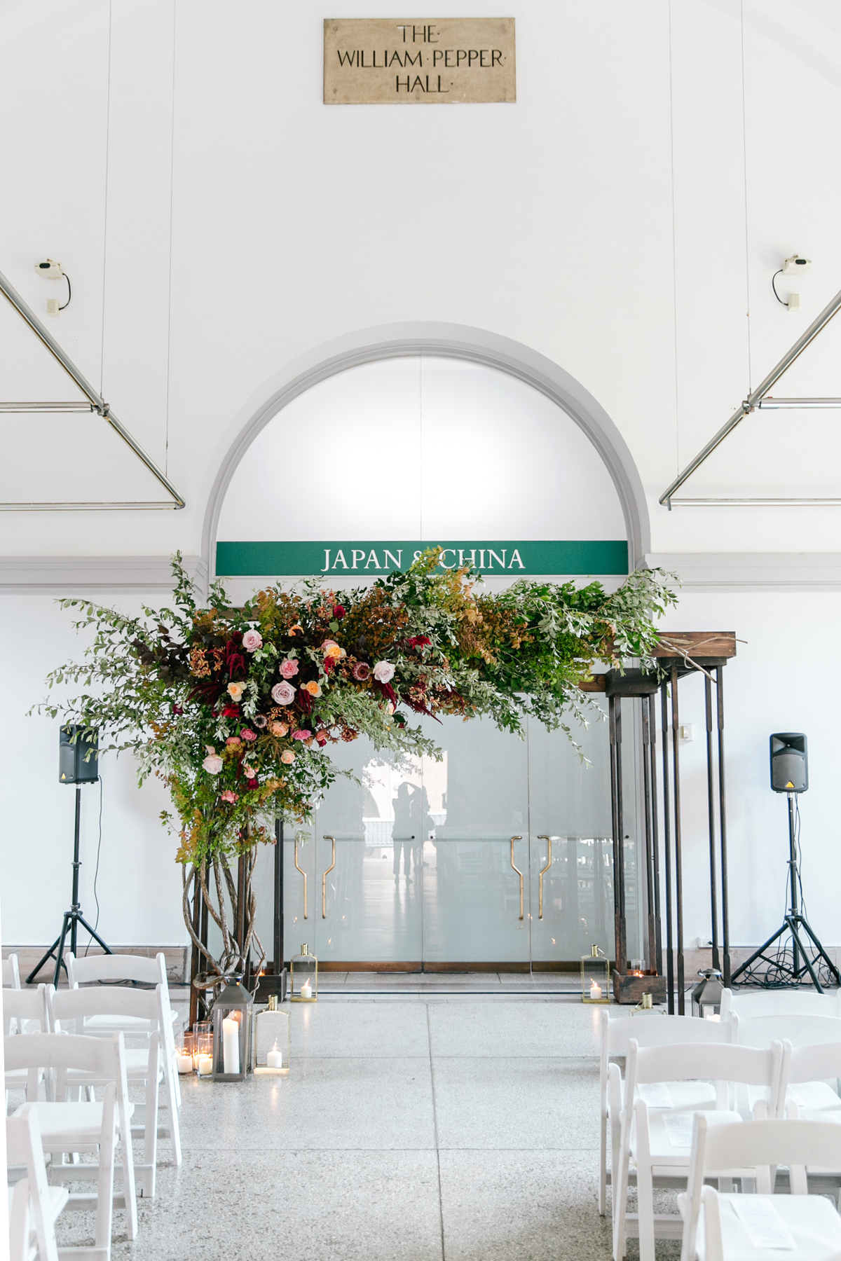 Nicole + Kevin Cira Center JG Domestic Jose Garces Philadelphia Wedding by Emily Wren Photography