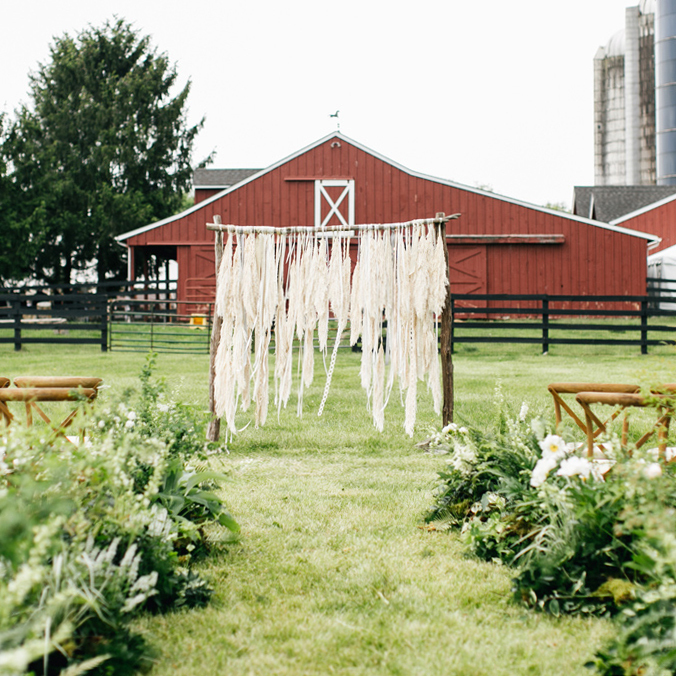 Courtney & Jason | Stone Rows Farm | New Jersey Wedding
