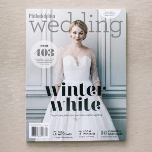 MagazineFeatures Philadelphia Wedding Magazine