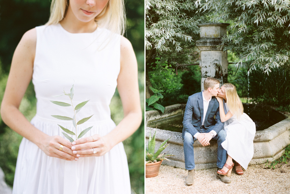 Aly & Tor | Hortulus Farm Garden and Nursery Engagement Session | New Hope Wedding Photographer | Emily Wren Photography