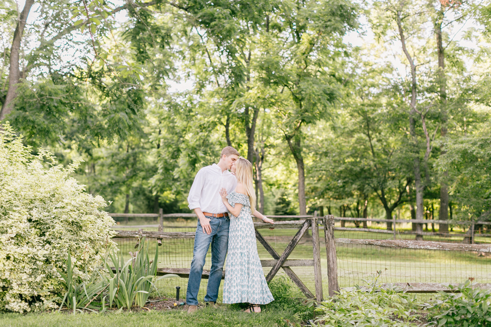 Aly Tor Summer Engagement Session At Hortulus Farm Garden And Nursery Emily Wren Photography New Hope Wedding Photographer 034