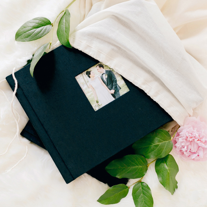Wedding Photography Albums & Products