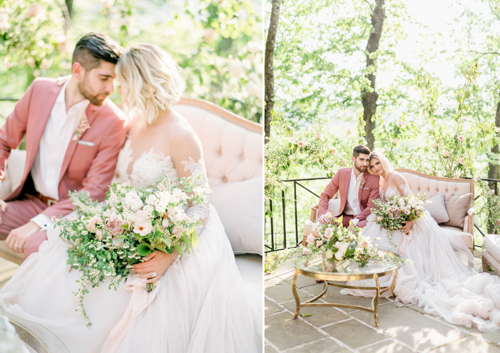 French Formal Garden Wedding Tyler Gardens Romantic Film Wedding Photographer Emily Wren Photography 37