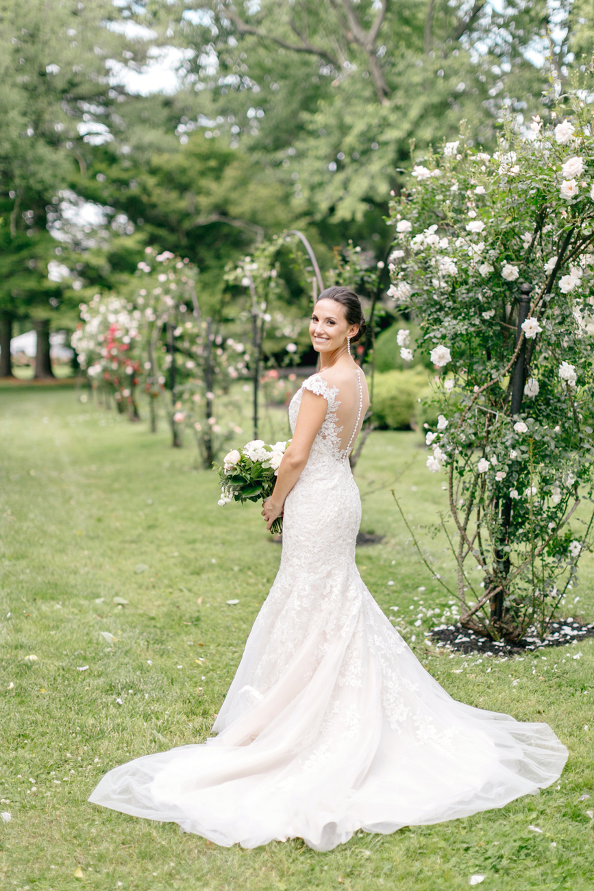 The Perfect Summer Garden Party Wedding At Glen Fored On Th Delaware Emily Wren Photography 45