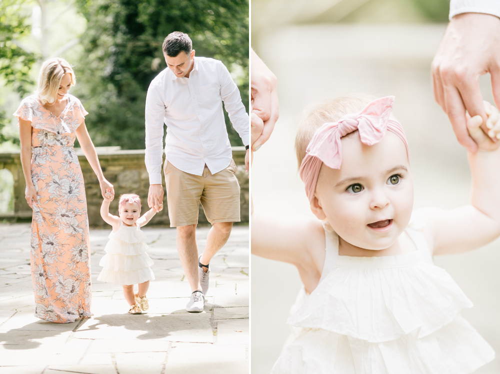 Emma One Year Family Session Ridley Creek Parque Emily Wren Photography 13