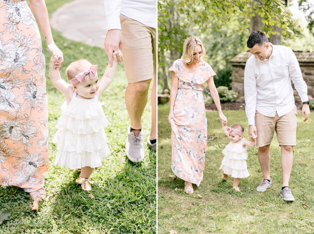 Emma One Year Family Session Ridley Creek Parque Emily Wren Photography 27