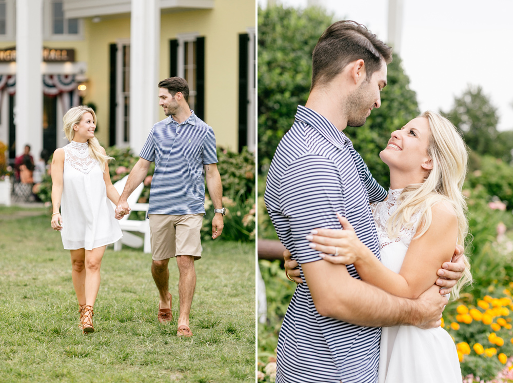 Kathryn Joe Congress Hall Cape May New Jersey Engagement Session Emily Wren Photography 004