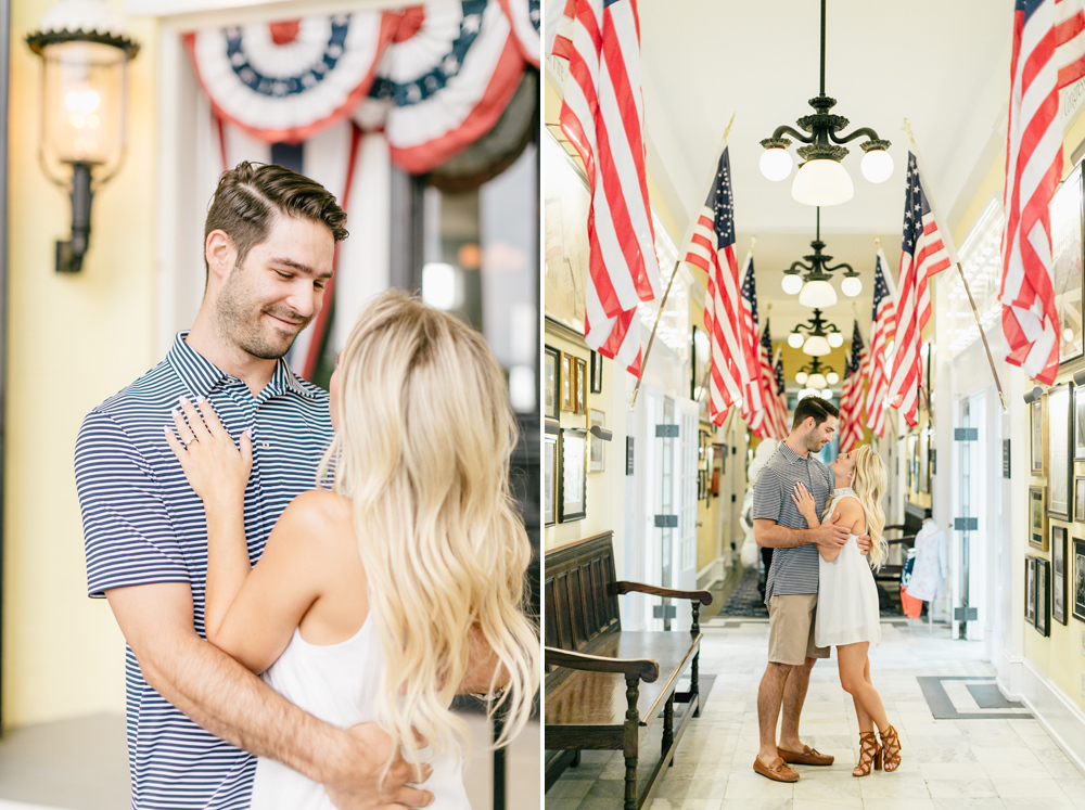 Kathryn Joe Congress Hall Cape May New Jersey Engagement Session Emily Wren Photography 007